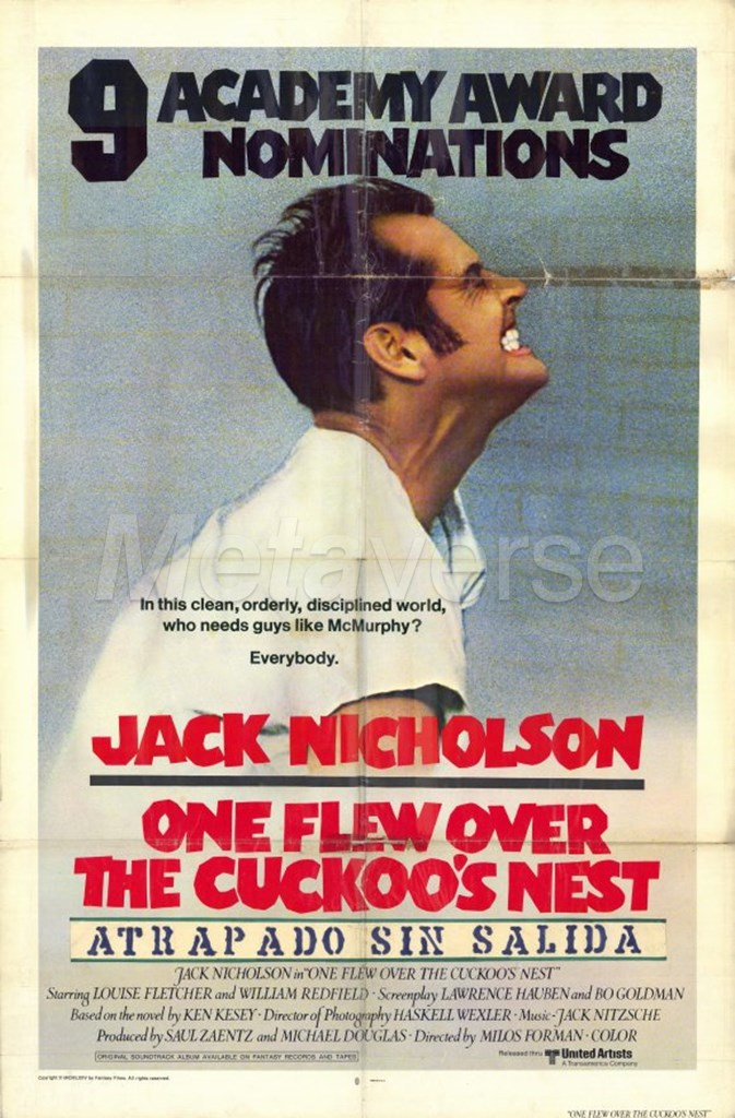 a comparison of one flew over the cuckoos nest and of mice and men