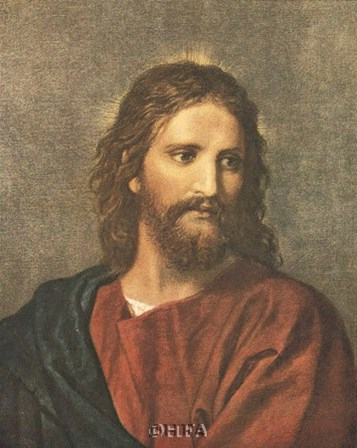 Christ at Thirty-Three by Heinrich Hofman art print