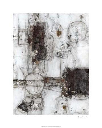Metaphysical I by Beverly Crawford art print