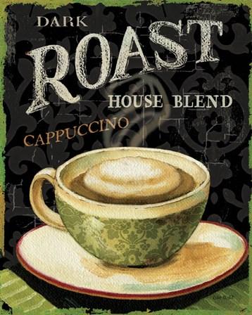 Today's Coffee III by Lisa Audit art print