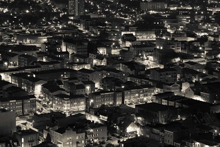 Little Italy, Baltimore, Maryland by Panoramic Images art print