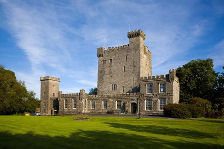 1467 Knappogue Castle, County Clare, Ireland by Panoramic Images art print