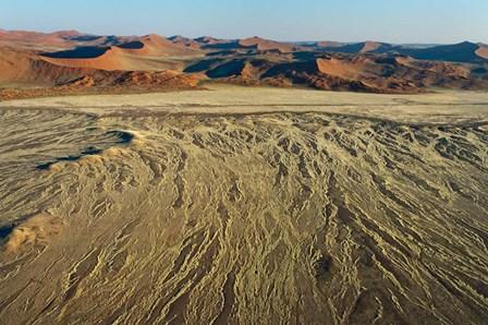 Sossusvlei, Namib Desert, Namib-Naukluft National Park by Panoramic Images art print