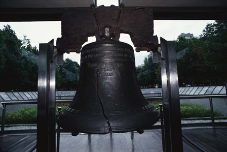 Liberty Bell, Philadelphia, PA by Panoramic Images art print
