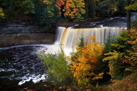 Tahquamenon Falls, Michigan by Panoramic Images art print