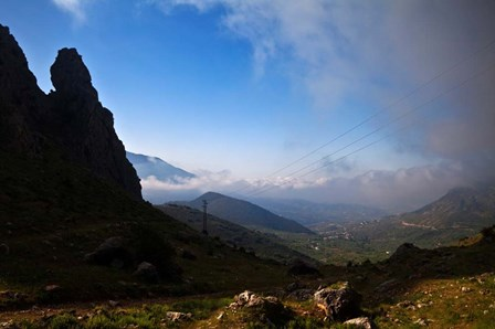 El Boquete de Zafarraya, Malaga Province, Andalucia, Spain by Panoramic Images art print