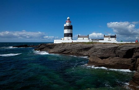 Hook Head Lighthouse, County Wexford, Ireland by Panoramic Images art print