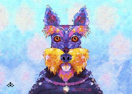 Scottie Dog L by Fernando Palma art print