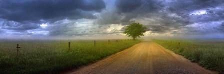 The Road Home by Doug Cavanah art print