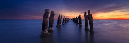 Pillars of Memories by Doug Cavanah art print