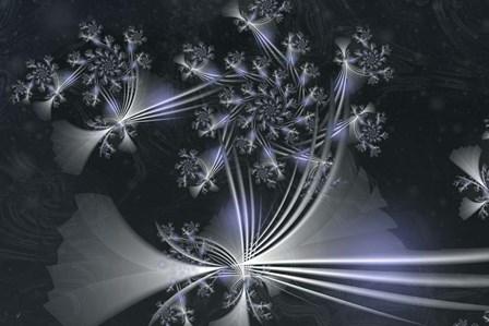 Mystique by Fractalicious art print