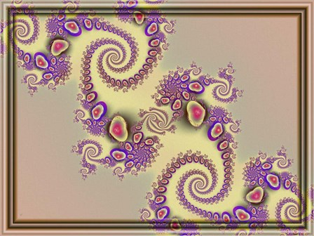 Innamorare by Fractalicious art print