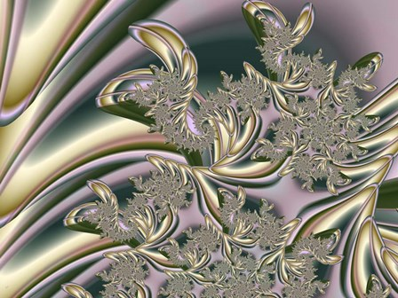 Hearts Desire by Fractalicious art print