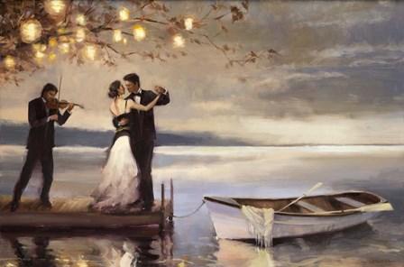 Twilight Romance by Steve Henderson art print